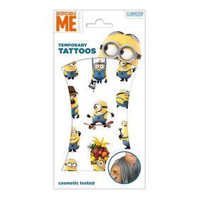 Τατουάζ Εγώ ο Απαισιότατος SD370058