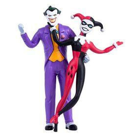 Φιγούρες Σετ 2τεμ 14εκ Joker & Harley Quinn