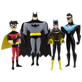 Φιγούρες Σετ 4τεμ Batman