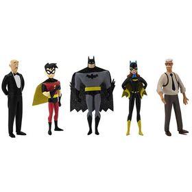 Φιγούρες Σετ 5τεμ Batman