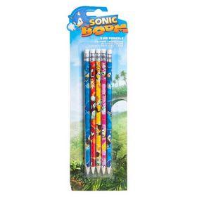 Mολύβια Sonic Boom 5τεμ