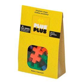 Plus Plus Τουβλάκια Μεγάλα σε Σακουλάκι 20τεμ Basic