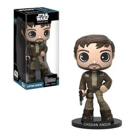 Funko Φιγούρα Wobbler Cassian Andor (Star Wars: Rogue One)