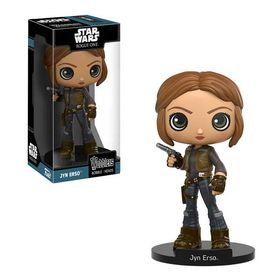 Funko Φιγούρα Wobbler Jyn Erso (Star Wars: Rogue One)