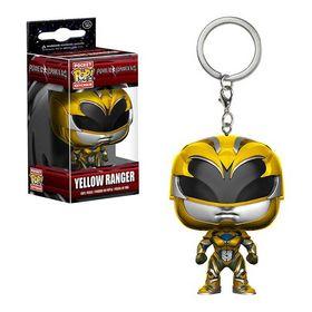 POP Μπρελόκ Yellow Ranger (Power Rangers)