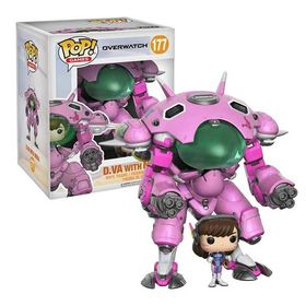 {[el]:POP Φιγούρα 15εκ D.Va with Meka