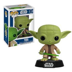 POP Φιγούρα Bobble Yoda (Star Wars)