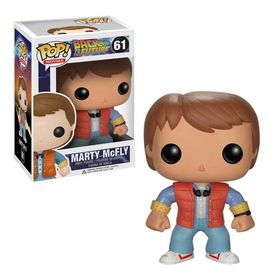 POP Φιγούρα Vinyl Marty McFly (Back to the Future)