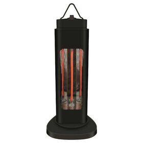 Θερμάστρα Πύργος Περιστρεφόμενη Eurolamp 600W