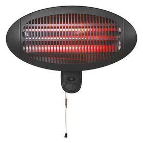 Θερμαντικό Σώμα Χαλαζία Τοίχου 2000W Eurolamp