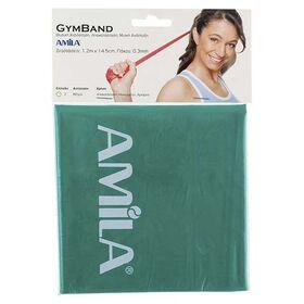 Λάστιχο Αντίστασης Amila Gymband 1.2m Μαλακό