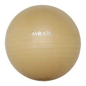 Μπάλα Γυμναστικής Amila Anti-Burst 65εκ. Χρυσή