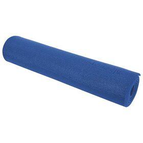 Στρώμα Γιόγκα Amila Anti-Scratch 173x61x0,4εκ. Μπλε