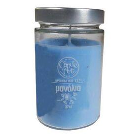 Αρωματικό Κερί Μανόλια 37cl CandleArt
