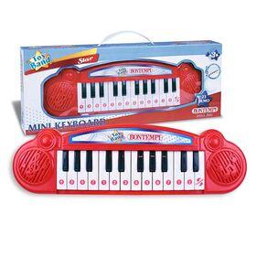 Ηλεκτρονικό Πιάνο με 24 Πλήκτρα Bontempi