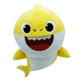 Λούτρινο Baby Shark με Ήχο ΚΙΤΡΙΝΟ