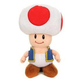 Λούτρινο Toad 20εκ. (Super Mario)