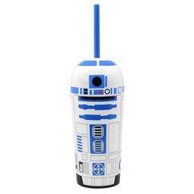 Ποτήρι με Καλαμάκι Star Wars EP7 R2DR