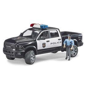 Αστυνομικό RAM 2500 με Αστυνομικό Bruder