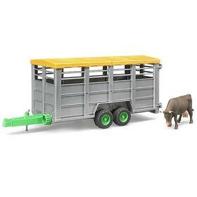 Καρότσα για Αγελάδες με Αγελάδα Bruder