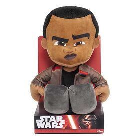 Λούτρινο Finn 25εκ. σε Κουτί Δώρου (Star Wars)
