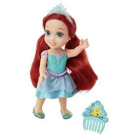 Κούκλα Γοργόνα Άριελ με Αξεσουάρ 15εκ.