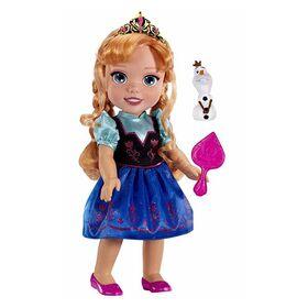 Κούκλα Νήπιο Anna 34εκ. (Frozen)