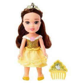 Κούκλα Πεντάμορφη Μπελ με Αξεσουάρ 15εκ.