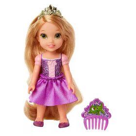 Κούκλα Ραπουνζέλ με Αξεσουάρ 15εκ.