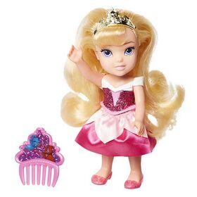 Κούκλα Ωραία Κοιμωμένη Aurora με Αξεσουάρ 15εκ.