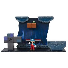 Σετ παιχνιδιού Super Mario Underground Playset