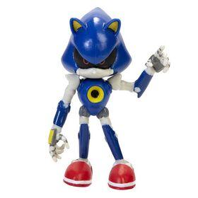Φιγούρα Modern Metal Sonic 6.5εκ. (Sonic the Hedgehog)