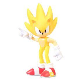 Φιγούρα Modern Super Sonic 6.5εκ. (Sonic the Hedgehog)