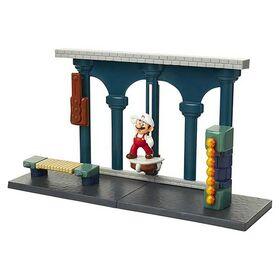 Φιγούρες Super Mario Lava Castle Playset (Super Mario)Σετ Παιχνιδιού Super Mario Lava Castle Playset (Super Mario)