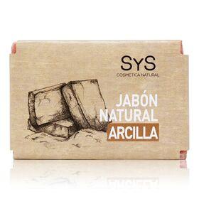Φυσικό Σαπούνι Κόκκινος Άργιλος SYS 100γρ.