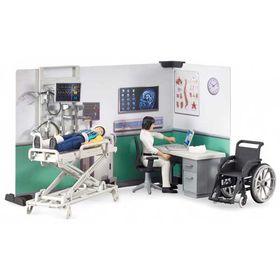 Νοσοκομείο με Ασθενή και Γιατρό Bruder