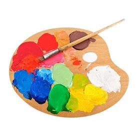 Πινέλα - Παλέτες Ζωγραφικής