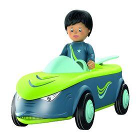 Αυτοκινητάκι Toddys Dave Divey Siku