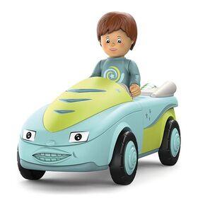 Αυτοκινητάκι Toddys Freddy Fluxy Siku