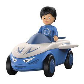 Αυτοκινητάκι Toddys Mike Moby Siku