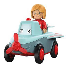 Αυτοκινητάκι Toddys Paula Pretty Siku