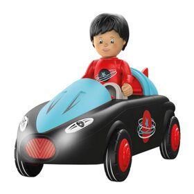 Αυτοκινητάκι Toddys Sam Speedy Siku