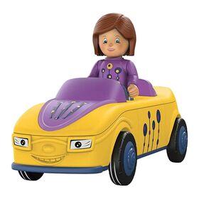 Αυτοκινητάκι Toddys Zoe Zoomy Siku