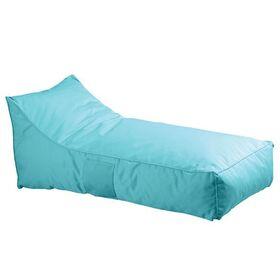 Πουφ Ξαπλώστρα TACO Γαλάζια Υ60x140x70εκ.