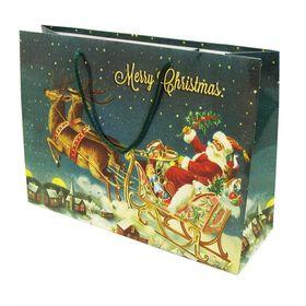 Χριστουγεννιάτικες Σακούλες Δώρου
