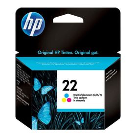 Hp Μελάνι C9352AE N.22 Color 5ml