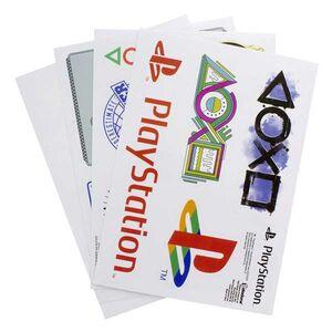 Αυτοκόλλητα 20τεμ Playstation για Gadget