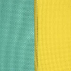 Στρώμα Αγώνων Karate HV100x100x2.5εκ. Μπλε/Γκρι/Κόκκινο