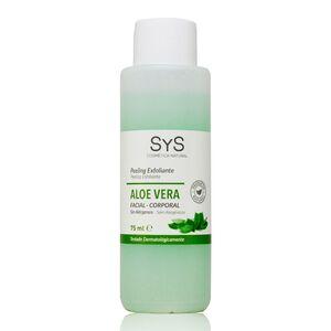 Scrub Απολέπισης Προσώπου Aloe Vera SyS 75ml