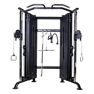 Πολυόργανο Γυμναστικής Amila Dual Adjustable Pulley FT3100